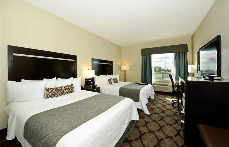 Best Western Plus Travel Hotel Toronto Airport - Room - 1