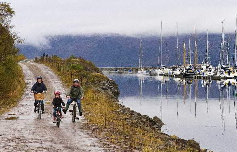 Portavadie Loch Fyne Scotland - Sport - 2