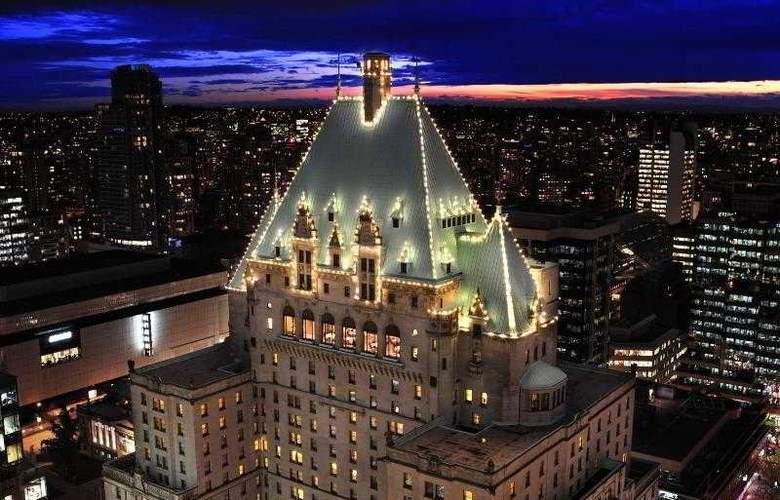 The Fairmont Vancouver - Hotel - 12