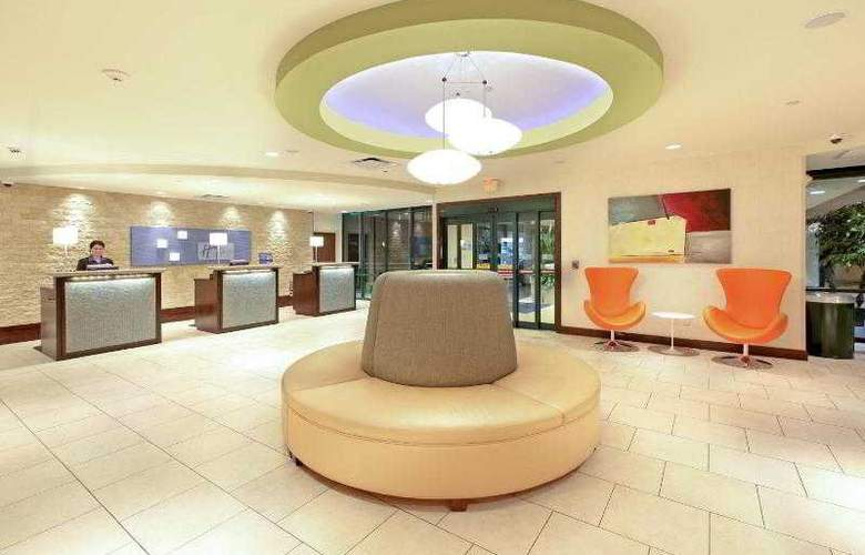 Holiday Inn Express & Suites Downtown Fort Worth - General - 15