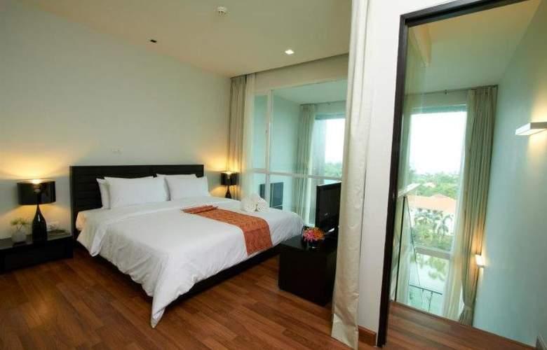 Golden Tulip Samudra Hua Hin Suites - Room - 0