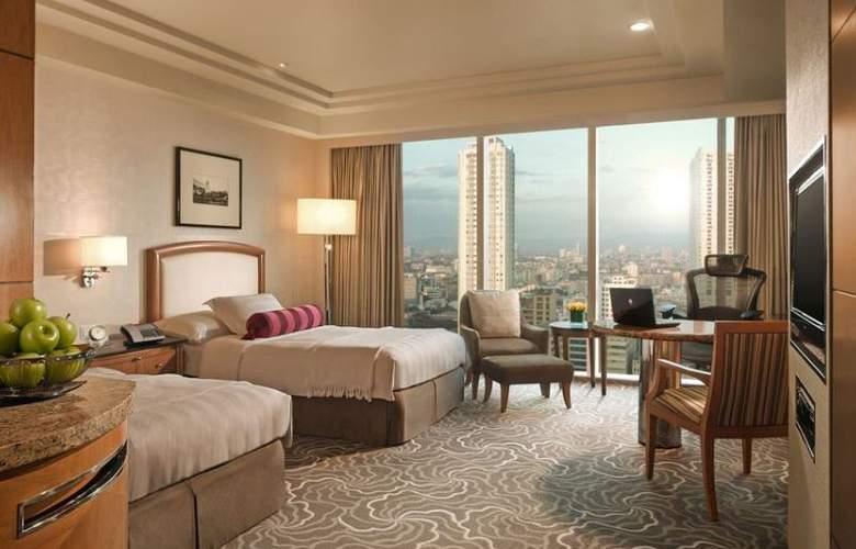 Pan Pacific Manila - Room - 11