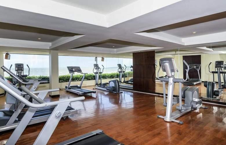 Novotel Hua Hin Cha Am Beach Resort & Spa - Sport - 85