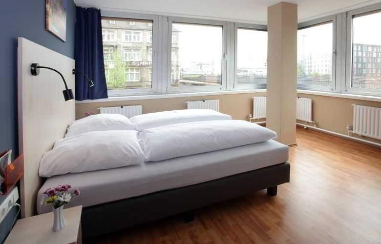 A&O Frankfurt Galluswarte Hotel - Room - 21