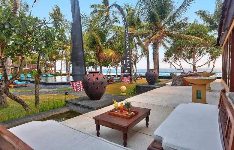 The Nirwana Resort and Spa - Restaurant - 20