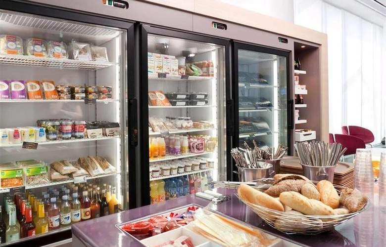 Suite Novotel Clermont Ferrand Polydome - Restaurant - 42