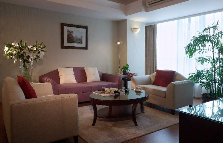 New harbour Service Apartments - Room - 2