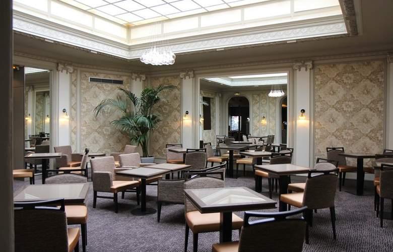 Best Western Hôtel Littéraire Premier Le Swann - Restaurant - 2