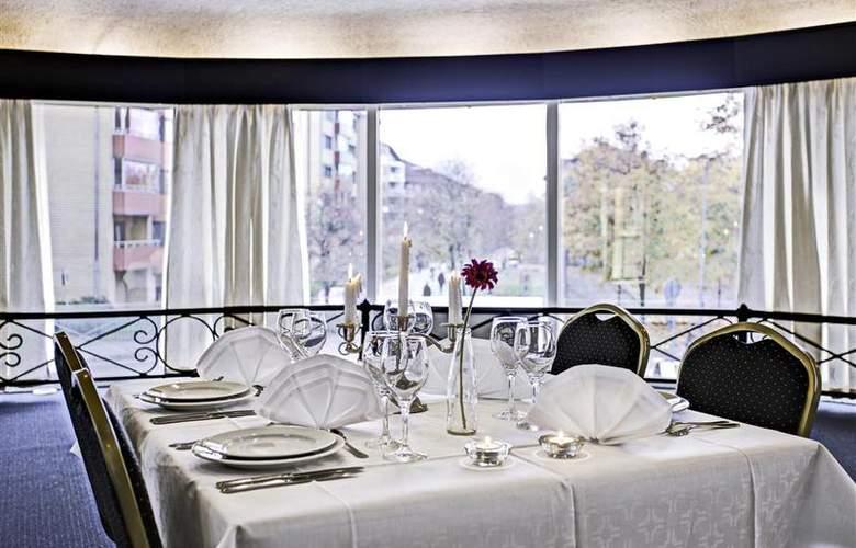BEST WESTERN Tidbloms Hotel - Restaurant - 30