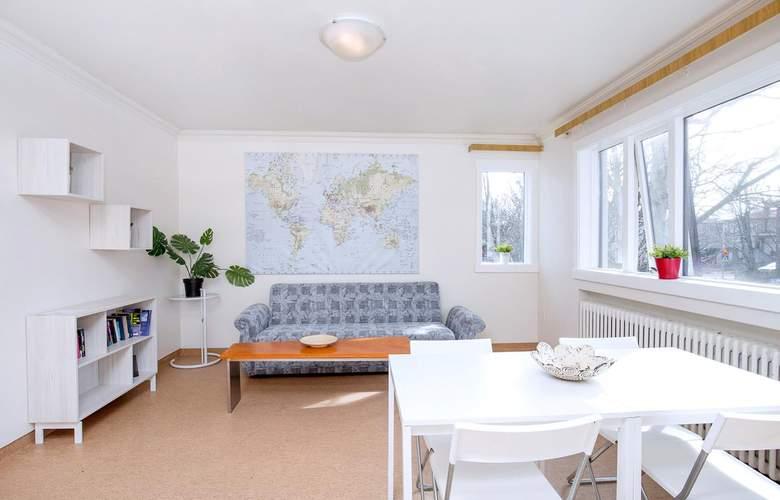Reykjavik Hostel Village - Services - 14
