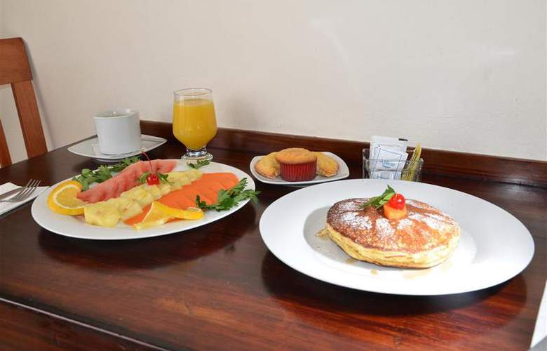 Best Western Taxco - Restaurant - 48