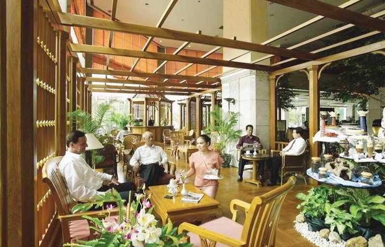 Chaophya Park Hotel - Bar - 6