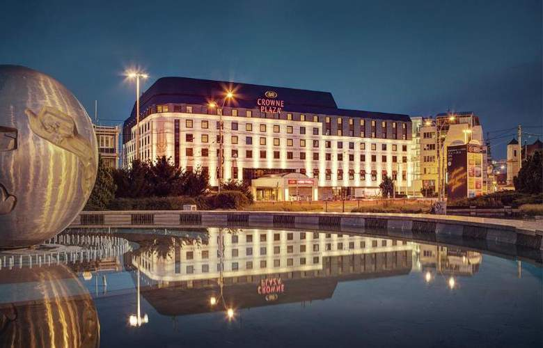 Crowne Plaza Bratislava - Hotel - 6