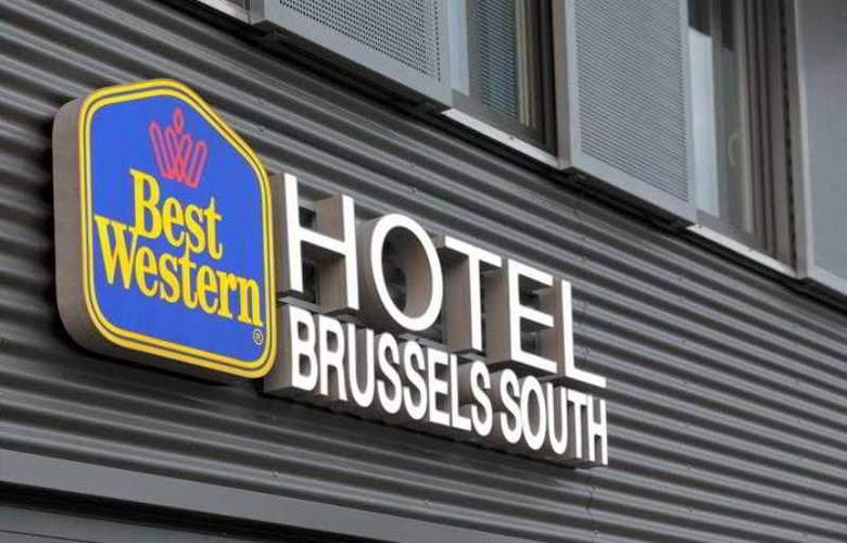 Best Western Brussels South - Hotel - 10
