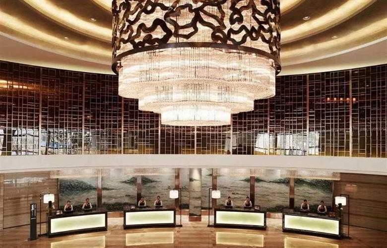 Pullman Wuxi New Lake - Hotel - 22