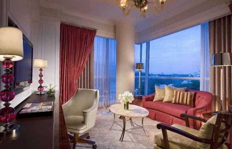 St. Regis Hotel Singapore - Room - 27