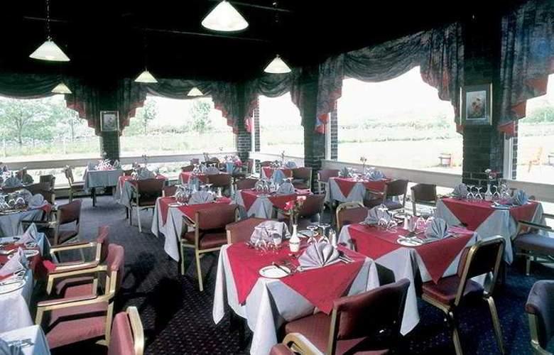 Glenfield Hotel - Restaurant - 5