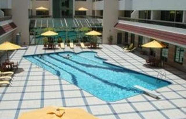 Oasis Court Hotel Apartment - Pool - 10