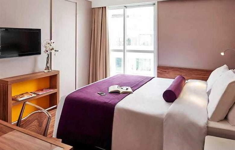 Quality Suites Botafogo - Room - 2
