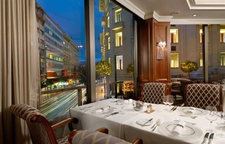 Njv Athens Plaza - Restaurant - 12