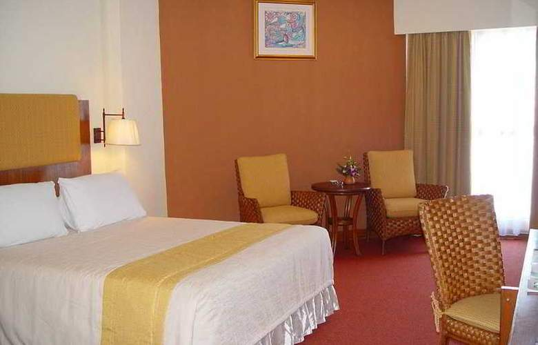 Jomtien Palm Beach Hotel & Resort - Room - 4