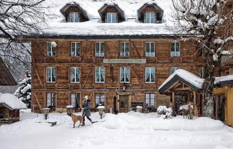 Kemmeriboden-Bad Swiss Quality Hotel - Hotel - 0