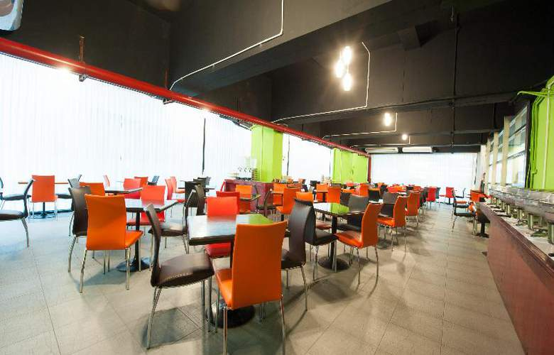 All Seasons Bangkok Huamark - Restaurant - 21