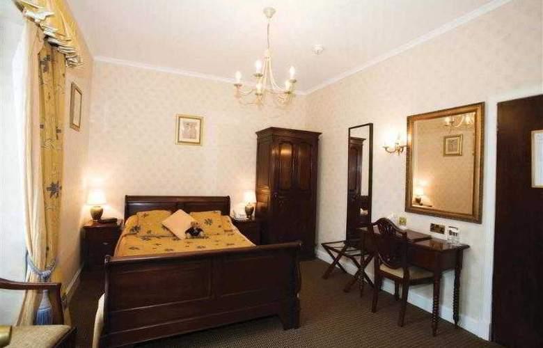 Best Western Dryfesdale - Hotel - 261