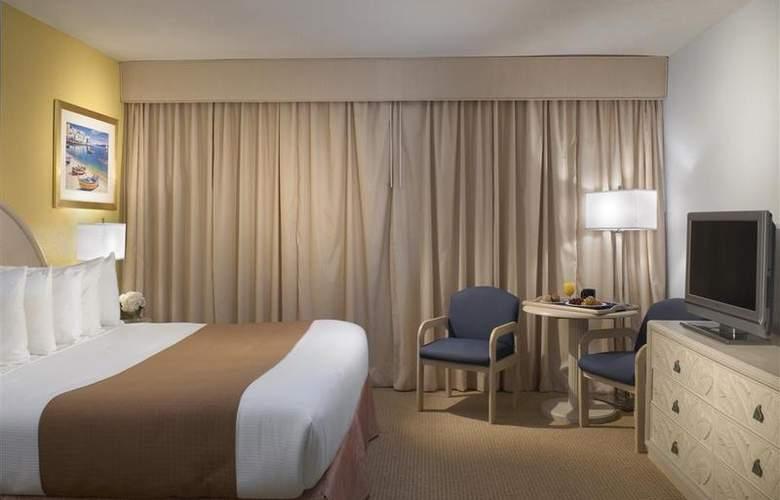 Best Western Plus Atlantic Beach Resort - Room - 76
