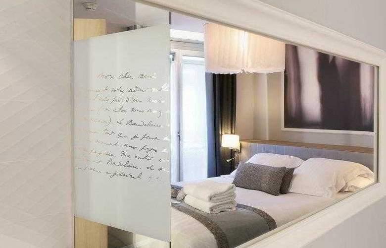 Best Western Hôtel Littéraire Premier Le Swann - Hotel - 14