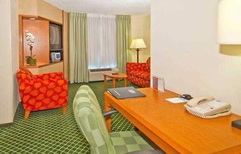 Fairfield Inn suites Edmond - Hotel - 5