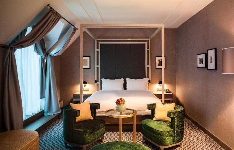 Hilton Vienna Plaza - Room - 3