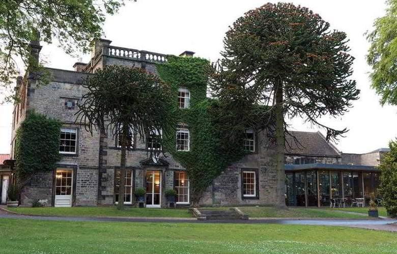 Best Western Mosborough Hall - Hotel - 69