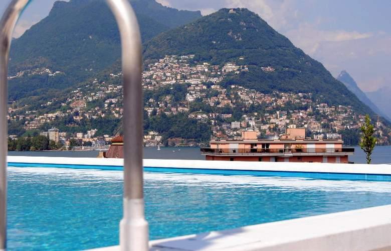 Holiday Inn Lugano Centre - Terrace - 38
