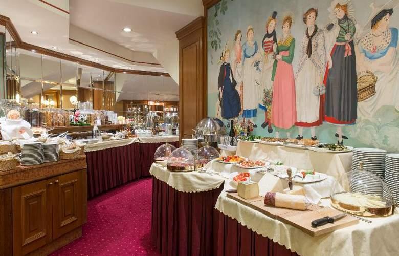 Hotel Lugano Dante Center - Restaurant - 15