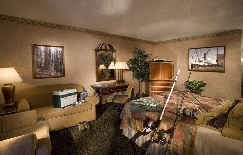 Best Western Plus Humboldt Bay - Room - 41