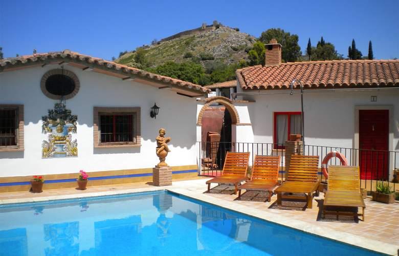 La Estancia - Villa Rosillo - Pool - 3