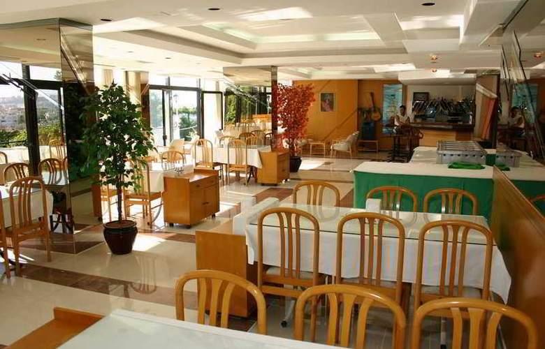 Alp Hotel - Restaurant - 5
