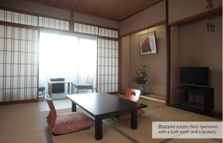Izumiya Ryokan - Hotel - 11