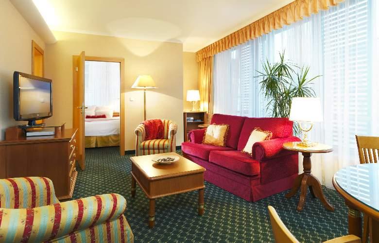 Marriott Executive Apartments - Hotel - 8