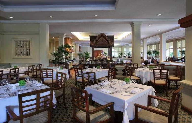 Sofitel Angkor Phokeethra Golf & Spa Resort - Restaurant - 4