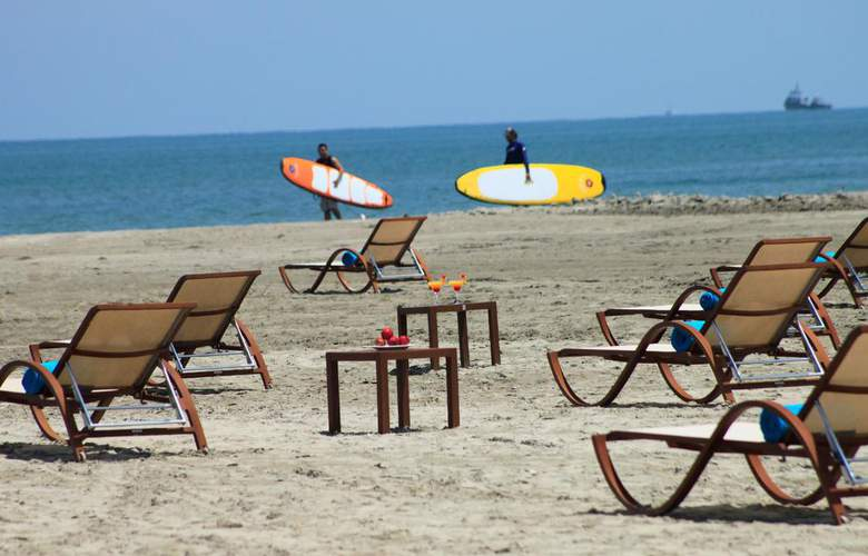 Occidental Cartagena - Beach - 20