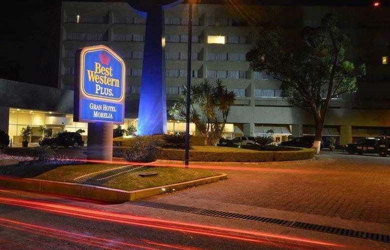 Best Western Plus Gran Morelia - Hotel - 67