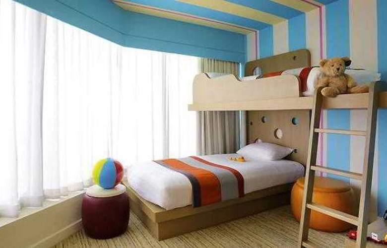 Pullman Pattaya Aisawan - Hotel - 23
