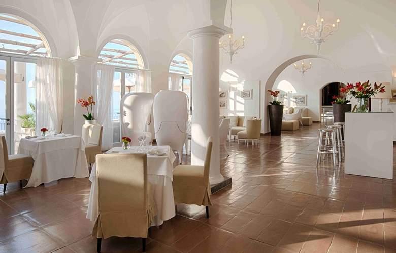 NH Collection Grand Hotel Convento di Amalfi - Restaurant - 4