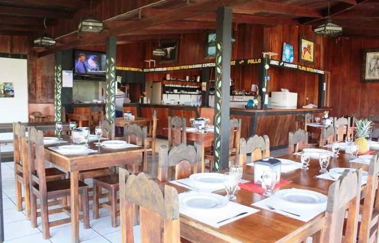 Arenal Rossi - Restaurant - 19