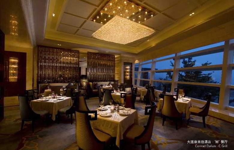 Conrad Dalian - Restaurant - 34
