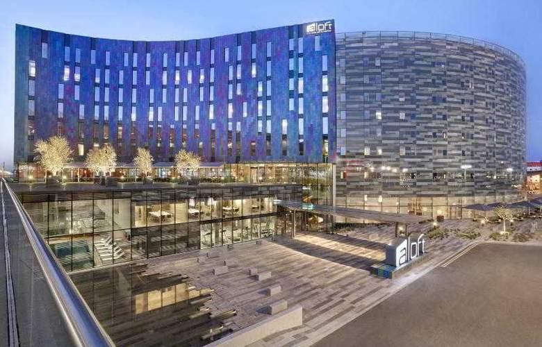 Aloft London Excel - Hotel - 16