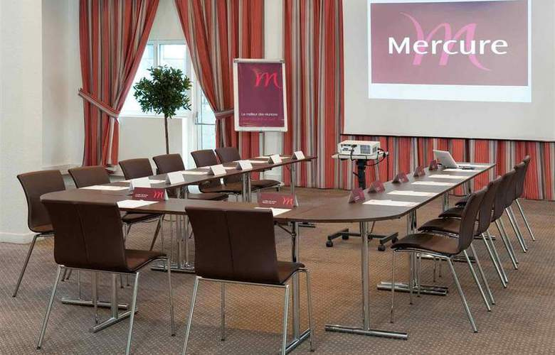 Mercure Paris Porte de Pantin - Conference - 10