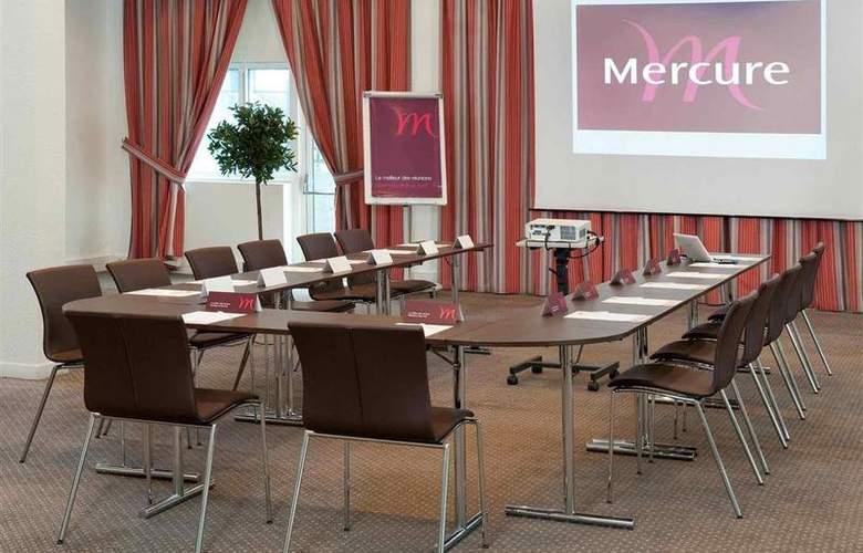 Mercure Paris Porte de Pantin - Conference - 10